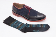 Smart Casual Derby Shoes by Scarpatini