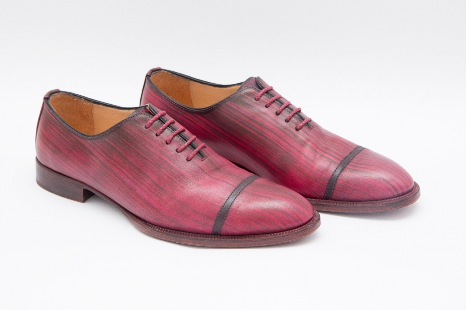 Handpainted Oxfords by Scarpatini